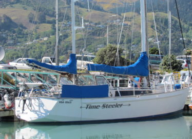 Erwin Haag 40Ft Steel Ketch