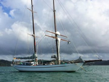 Petersen Yacht/Brigantine 70ft – Traditional Style – In Survey