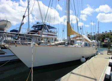 Dalzell 56 Auxiliary Sloop