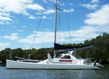 Cox 45 Pod Catamaran – Hurts So Good