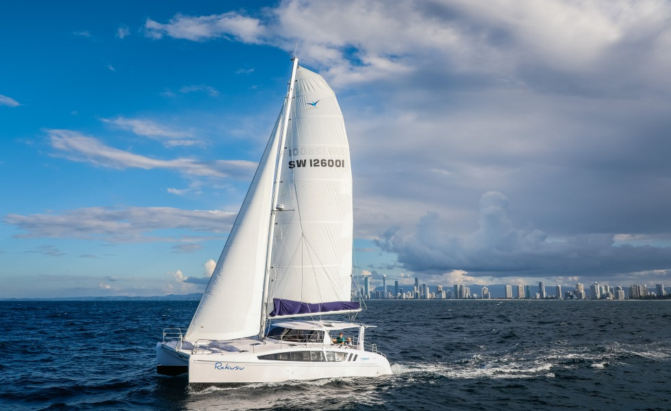 Seawind Catamarans Win BIG!