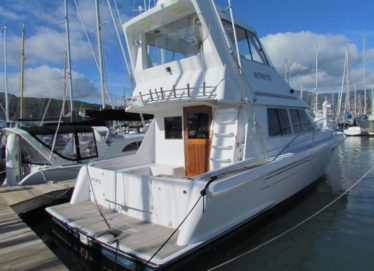 Beale 14 Flybridge Cruiser