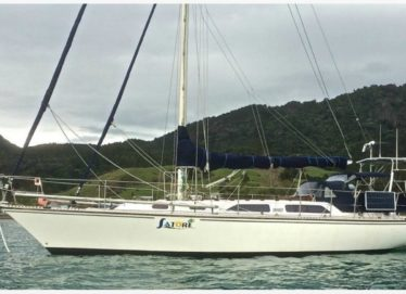 Whiting 40 Offshore Yacht