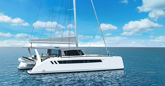 Seawind Catamarans NEW MODEL 1370