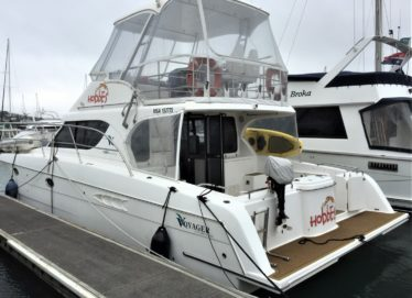 Voyager Discovery 1100 Powercat