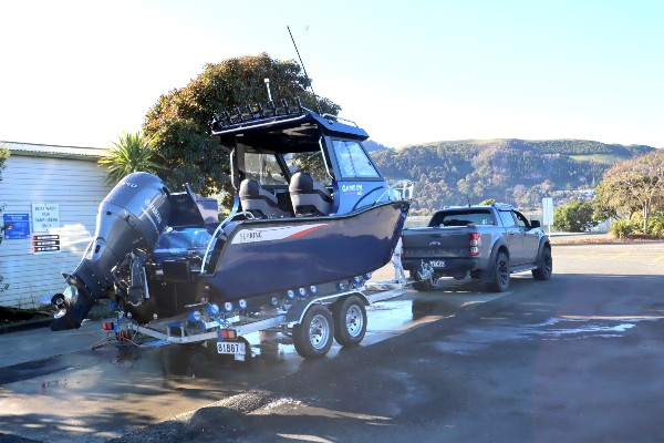 SeaKing NZ Alloy Boats